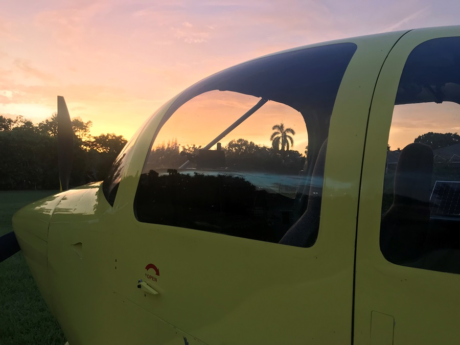 New Beginnings in the RV-10