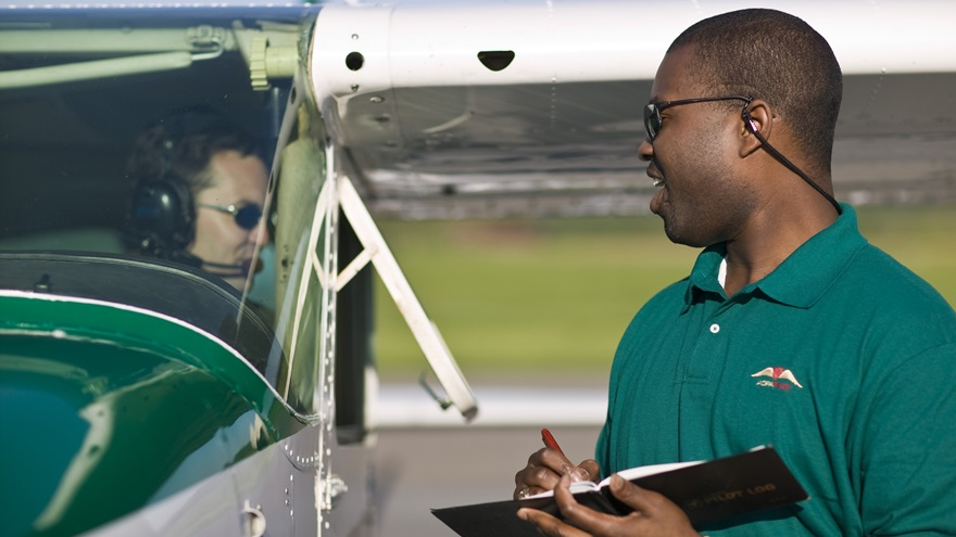 The FAA is once again allowing first solos on students' fourteenth or sixteenth birthdays, depending on what type of aircraft is being flown.