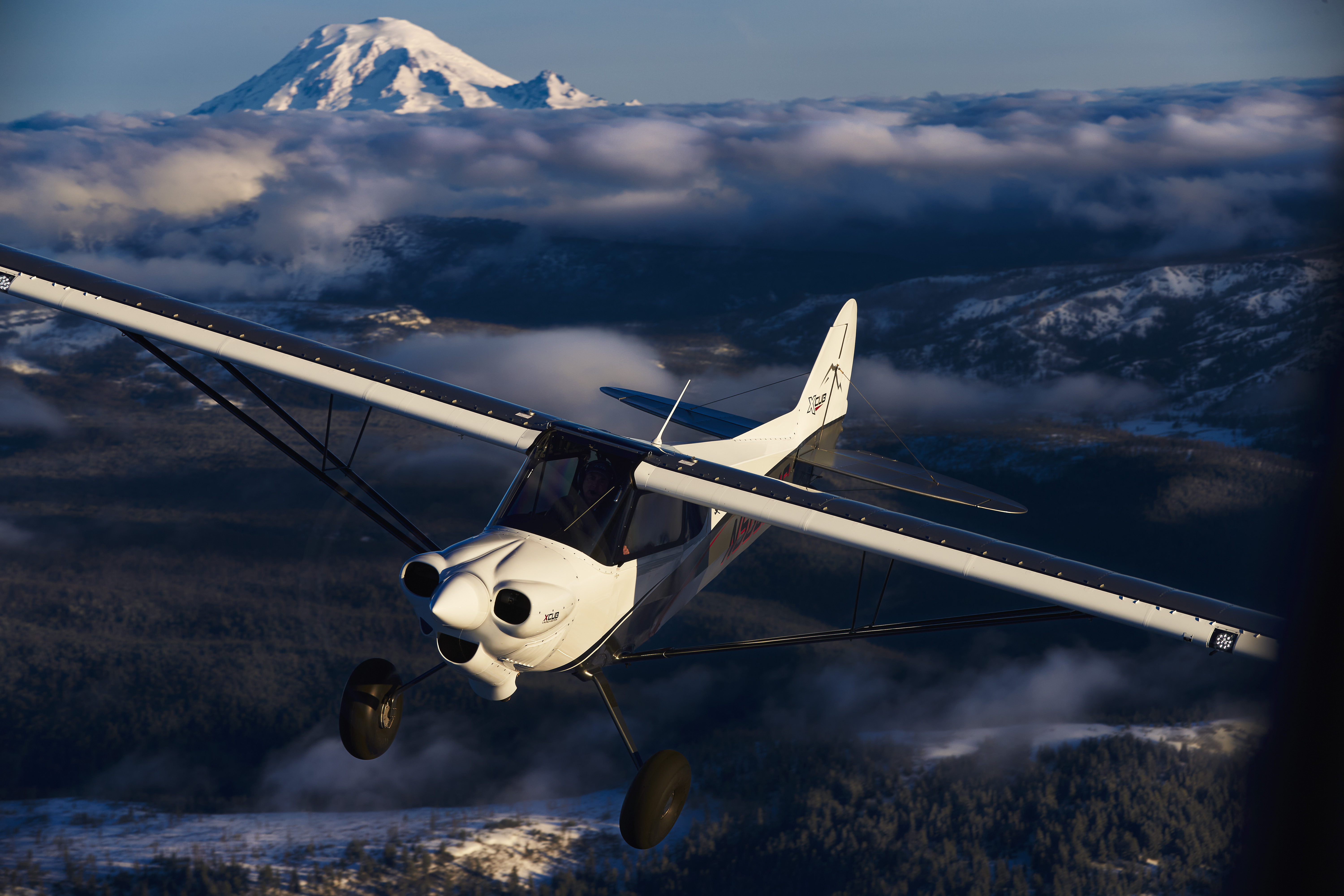 The CubCrafters XCub brings speed and range to the backcountry.