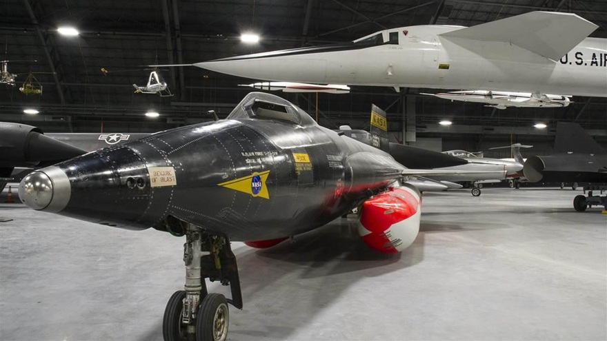 The National Museum of the U.S. Air Force will open a new building June 8.