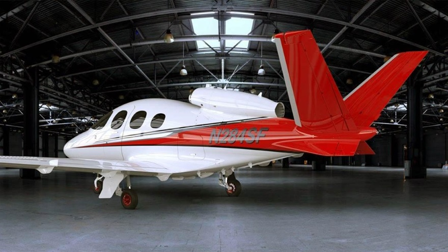 Cirrus Aircraft has received FAA type certification of its single-engine turbofan, the Cirrus Vision Jet.