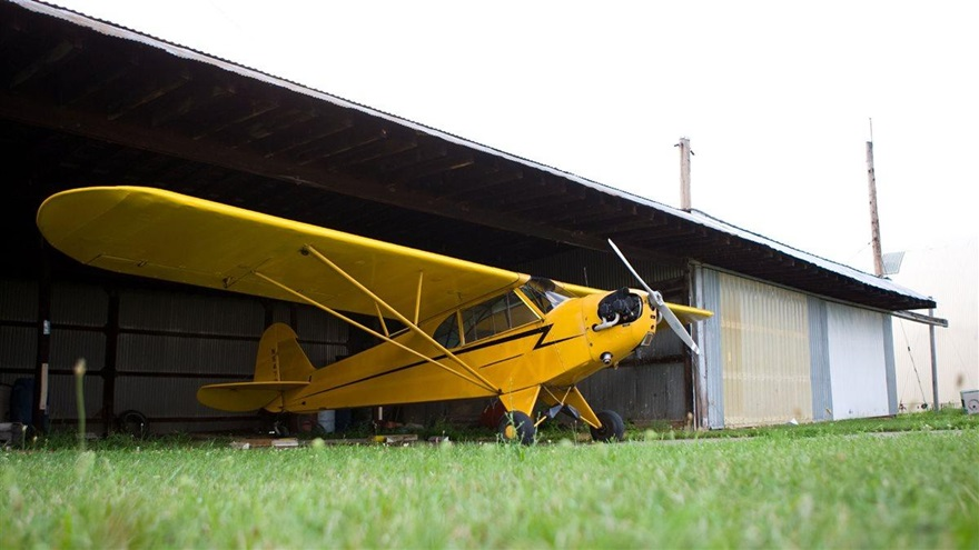 A Piper Cub is one example of an aircraft certificated without an electrical system.