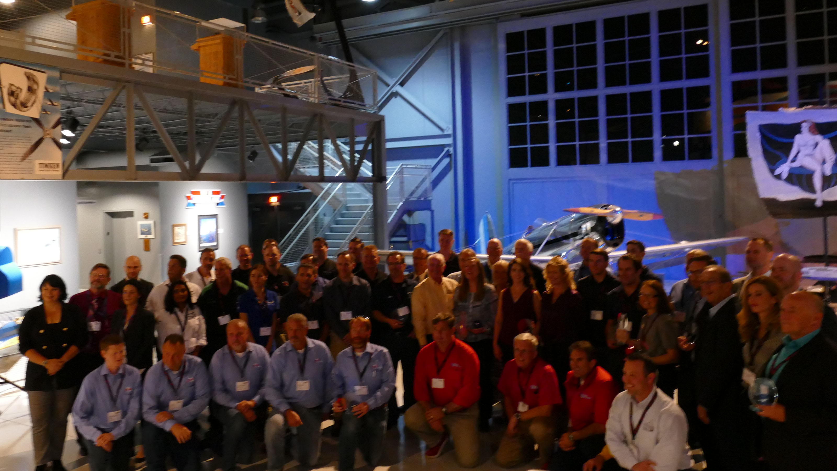 This year's Flight Training Experience Awards were held at EAA's museum in Oshkosh. AOPA announced winners of the best flight school and instructor, as well as regional winners, and distinguished schools and instructors.