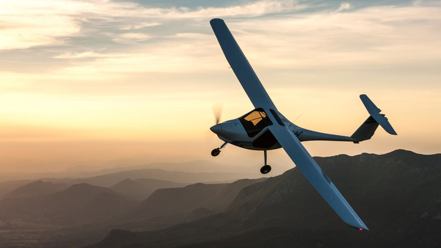 Photo courtesy of Pipistrel