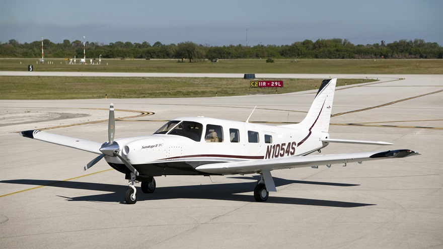 A supplemental type certificate from AOPA makes Piper PA-32s that have the capability for six or seven seats BasicMed compliant by restricting the aircraft to six seats. Photo by Mike Fizer.