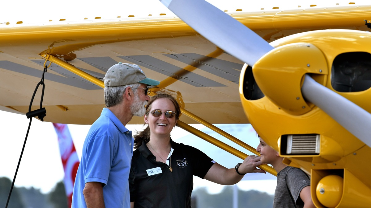 AOPA's Carbondale Fly-In