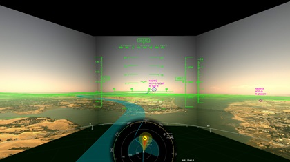 Xwing gave the Autoflight autonomous flight control system detect-and-avoid capability. The company expects a human monitor will be required to follow flights from the ground, once the FAA approves autonomous operations, primarily to communicate with air traffic control. Image courtesy of Xwing.