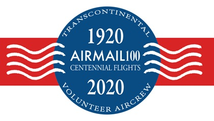 Courtesy of Air Mail 100 Centennial Flights Project.