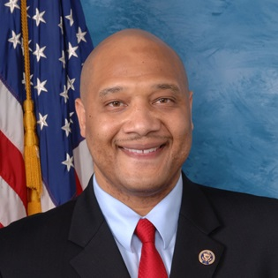 Rep. André Carson (D-Ind.). Photo courtesy of Office of Rep. André Carson.