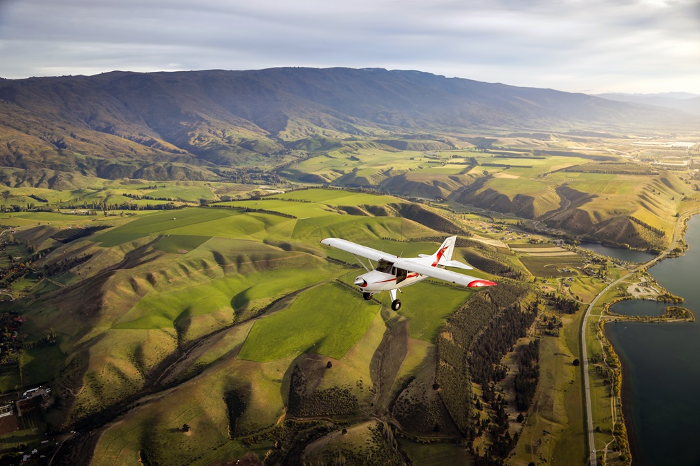 New Zealand Flying