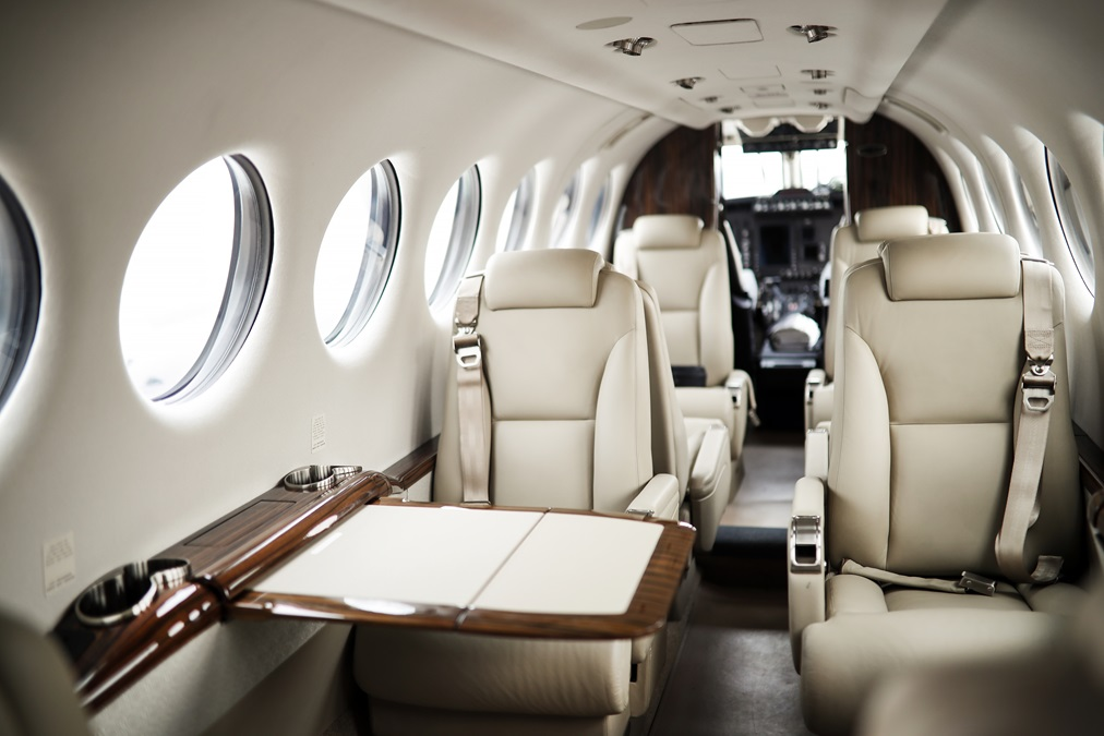 King Air 350i upgrade by Blackhawk