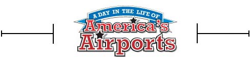 A Day in the Life of America's Airports