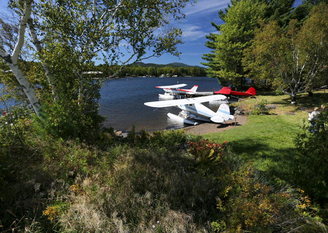 Greenville, Maine, Seaplane Fly-In