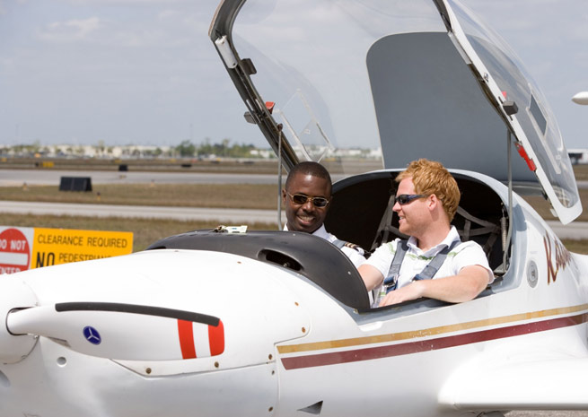 The San Diego County Board of Supervisors has unanimously approved a rule imposing local certification requirements for flight schools training foreign students despite opposition from AOPA and local aviation groups.