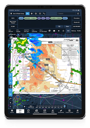 jeppesen mobile flight planner