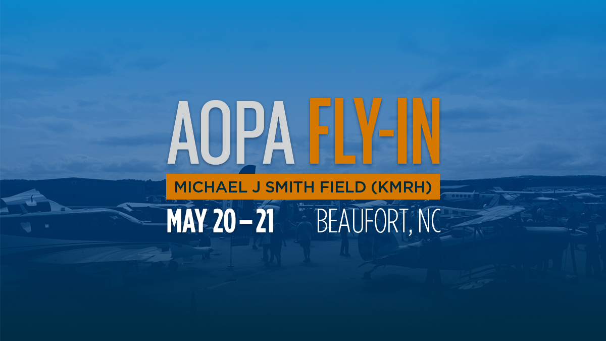 beaufort fly-in