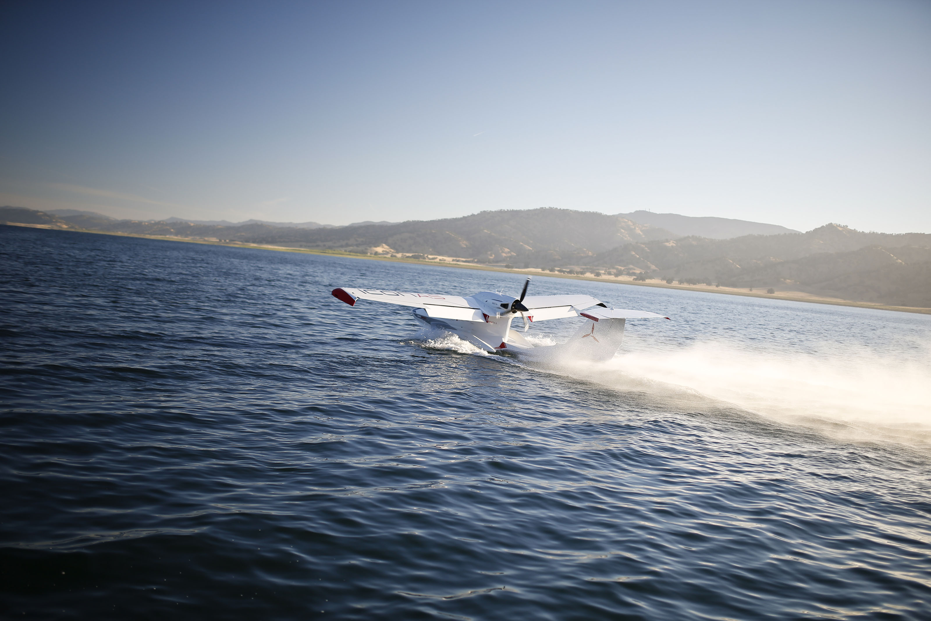 Icon A5. Photo by Chris Rose.