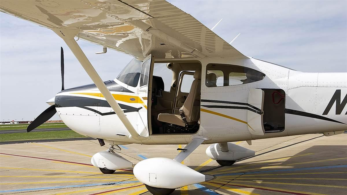 The FAA released an airworthiness concern sheet for Cessna 172, 175, 182, 205, 206, 207, and 210 models with strut-braced wings, noting that wing deformation could result from the cracks in the vicinity of the wing strut attach fitting.
