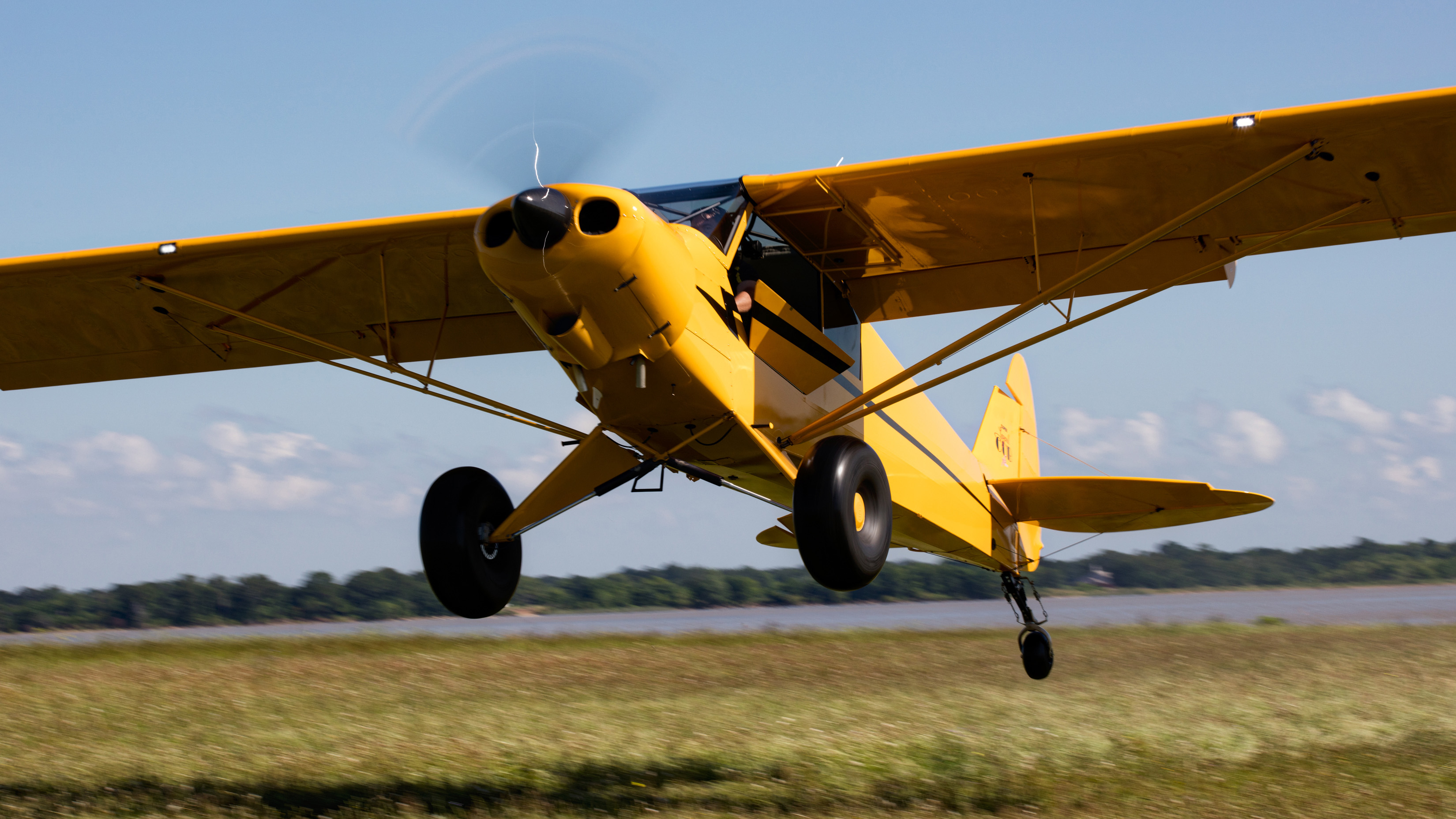 American Legend has announced a new set of upgrades for the Super Legend Cub. Photo courtesy of Jim Wilson Photography and American Legend Aircraft Company.