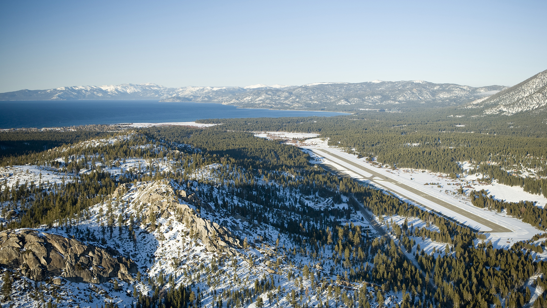 Lake Tahoe Airport