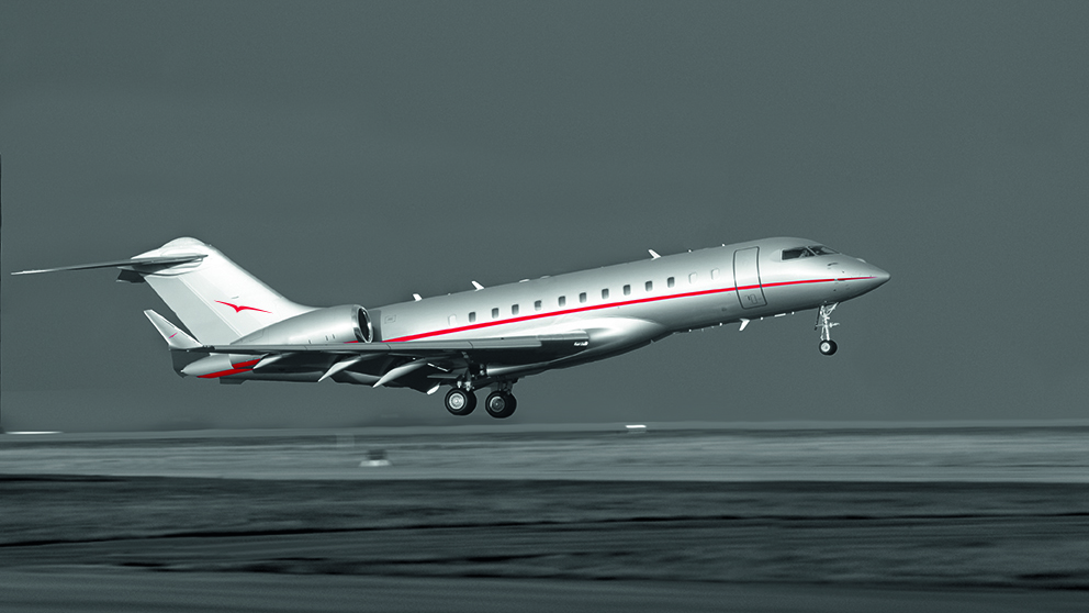 Image courtesy of VistaJet.