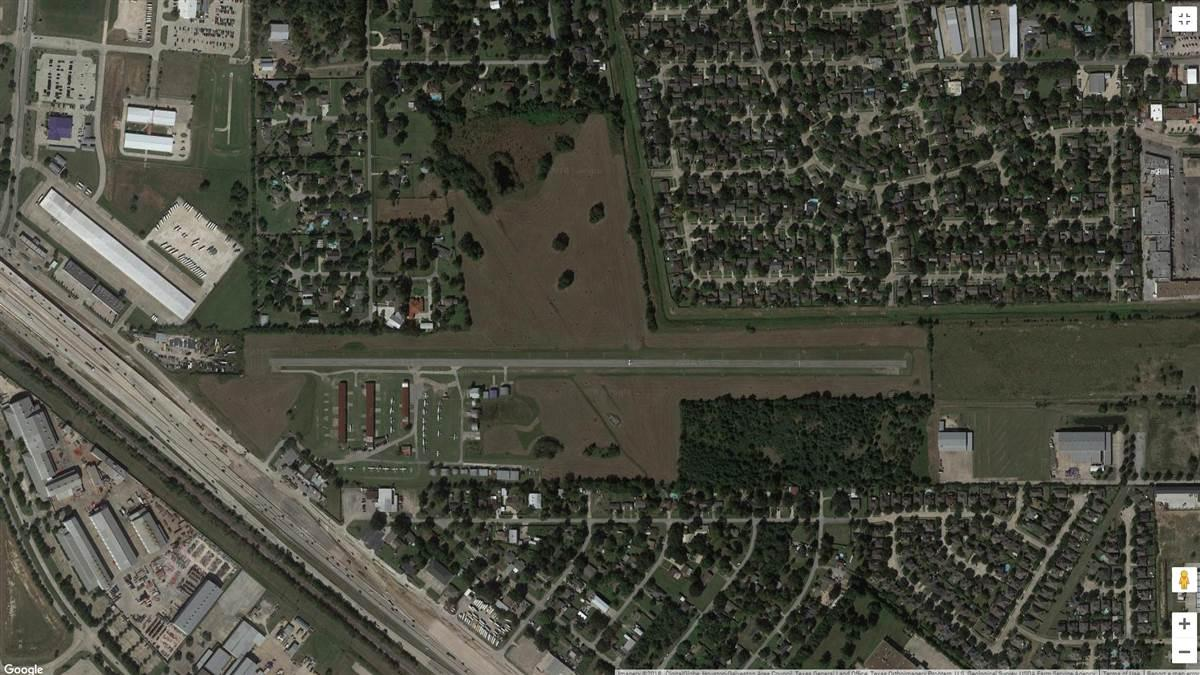 Weiser Airpark image courtesy of Google.