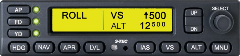 Cessna 177 owners can purchase an STC to install the S-TEC 3100 autopilot in their aircraft. Image courtesy of Genesys Aerosystems.