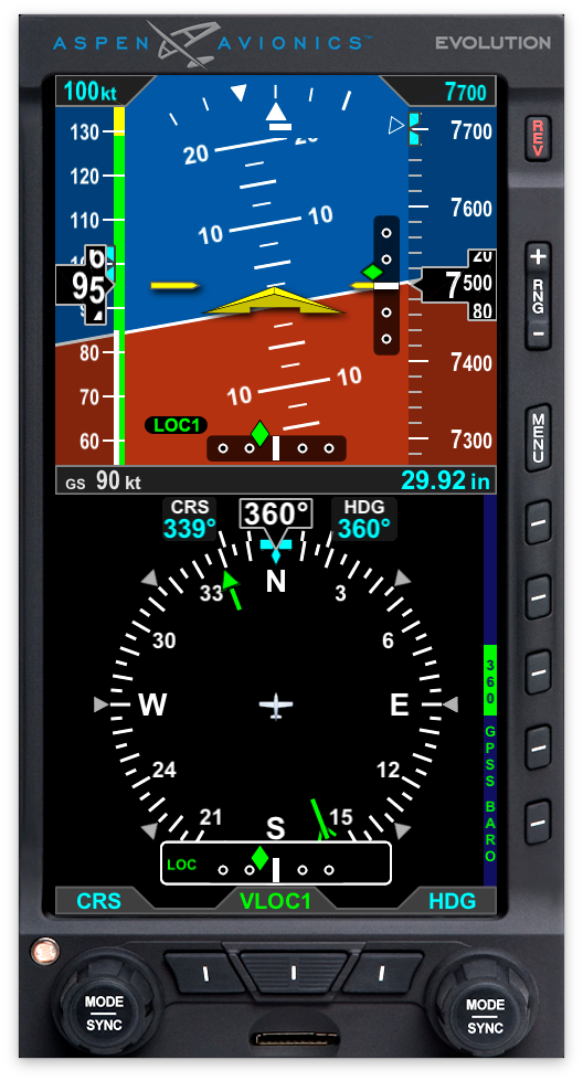 Aspen Unveils Affordable Electronic Flight Instrument Aopa