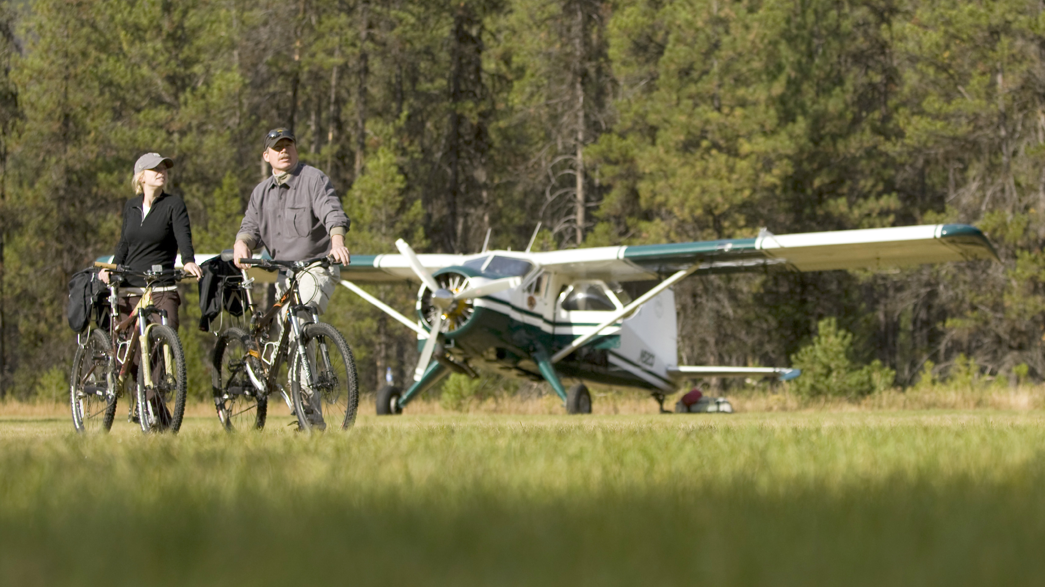 Enjoy backcountry camping after the AOPA Fly-In at Missoula, Montana. Photo by Chris Rose.
