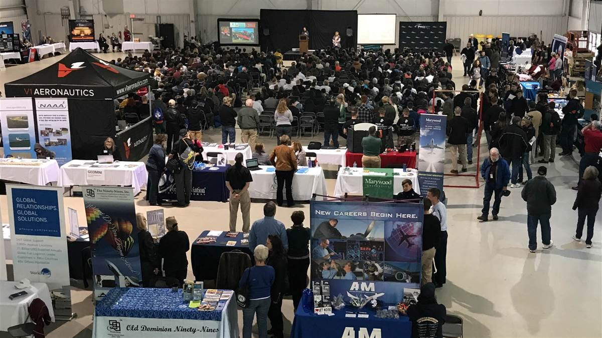 Virginia aviation career day 'changes lives' - AOPA