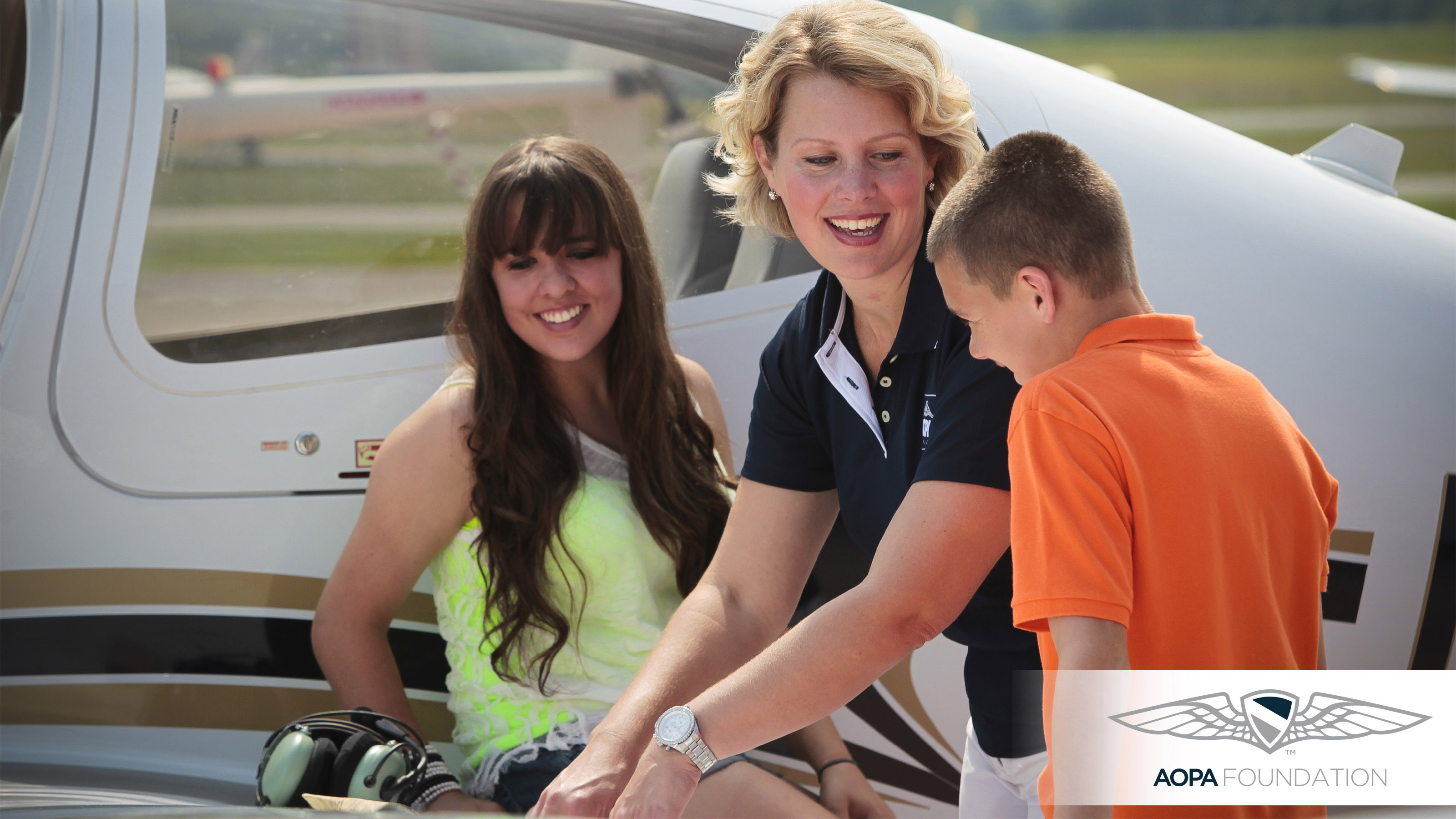 All donations made to the You Can Fly Challenge before August 31 will be matched by the Ray Foundation. Now is the chance to make your donations soar! AOPA file photo.