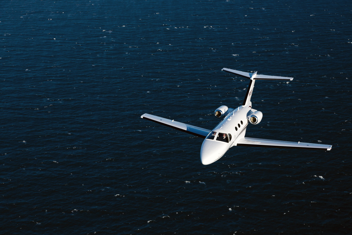 The Citation Mustang has been lumped into the VLJ (very light jet) category.