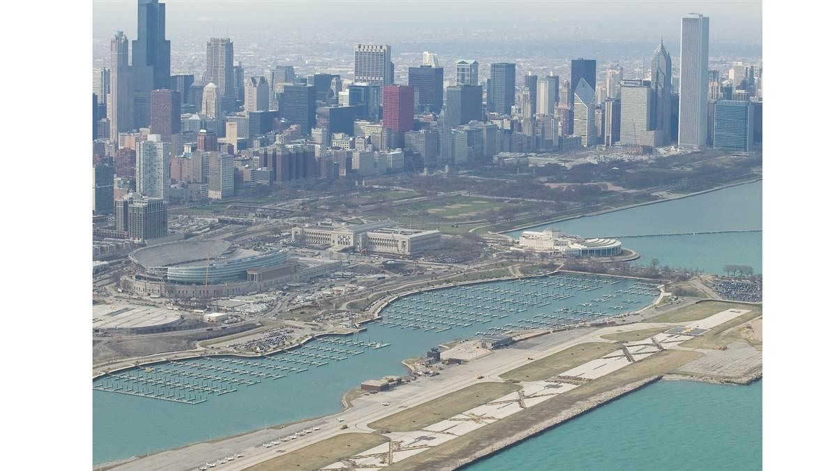 Airport closures, such as the 2003 bulldozing of Chicago's Meigs Field, have challenged AOPA from the beginning.
