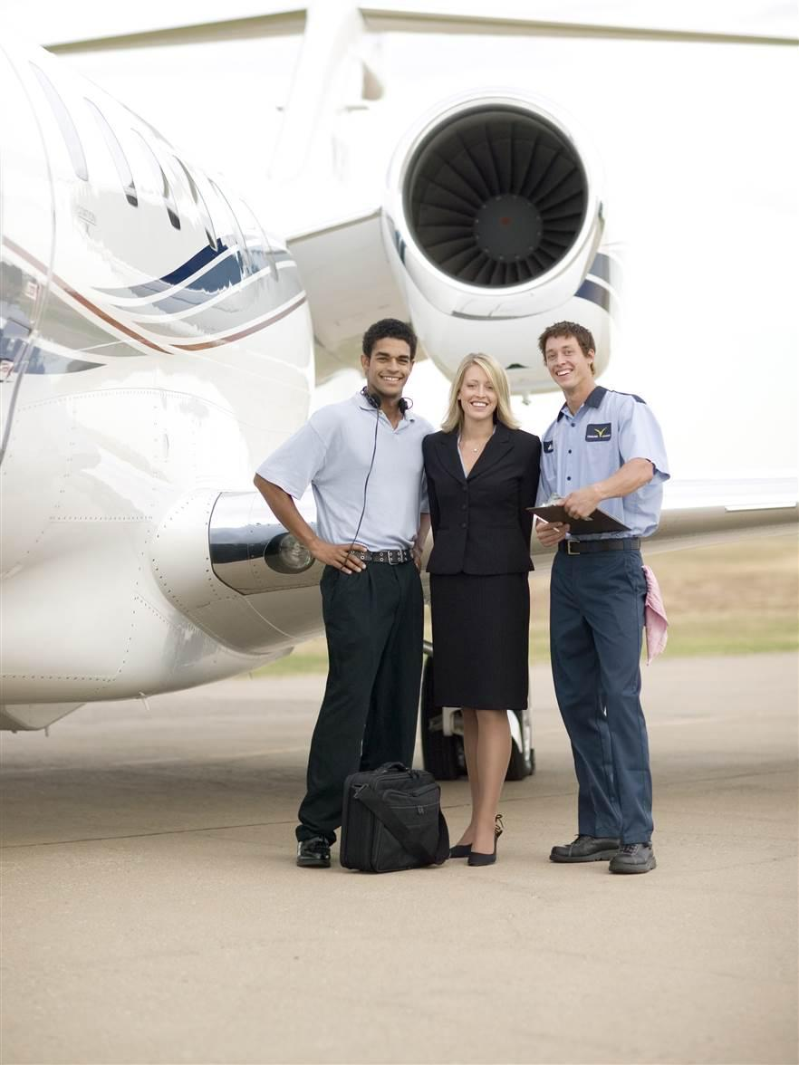 aviation professionals