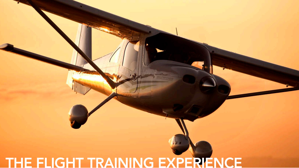 Flight Training Experience