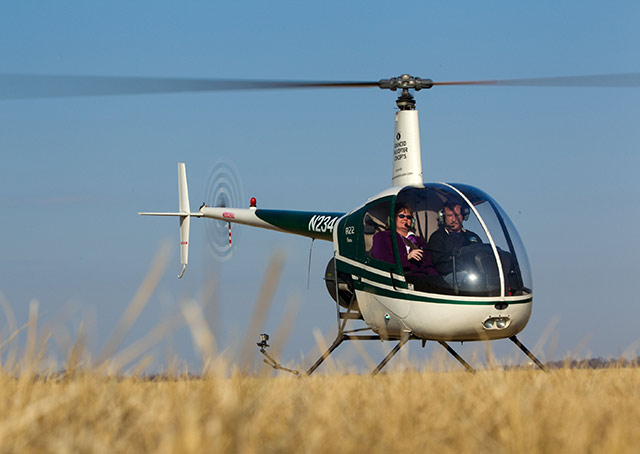 FAA drops touchdown autorotations from helicopter CFI practical test.