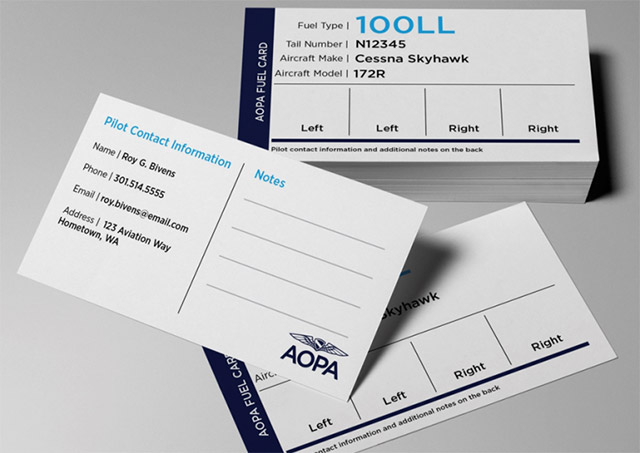 Prevent misfueling aopa fuel cards colourmoves