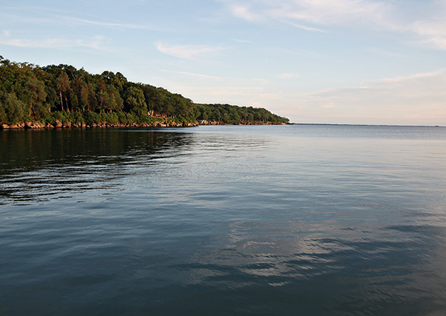 Members of the Ohio Seaplane Pilots Association say they'd be happy with abiding by the same restrictions as boaters on waterways such as South Bass Island State Park on Lake Erie. Photo courtesy of the Ohio Department of Natural Resources.