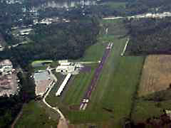Festus Memorial Airport - photo courtesy of City of Festus