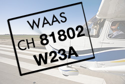 WAAS approaches outnumber ILS