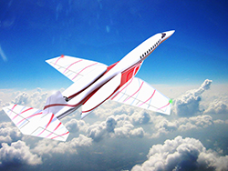 Aerion super-sonic business jet
