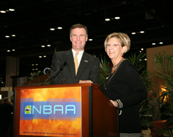 Agreement at NBAA