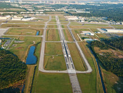 Savannah/Hilton Head International Airport in Savannah, Ga.