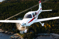 2009 Let's Go Flying Sweepstakes Cirrus SR22