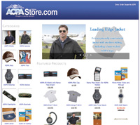 AOPA Store - new online store for AOPA Insignia Merchandise
