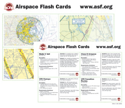 ASF's Airspace flash cards