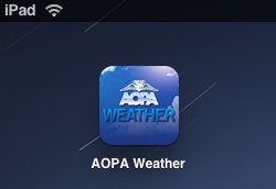 AOPA Weather for the iPad