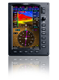 Garmin synthetic vision