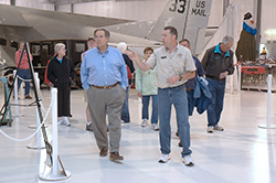 Aviation museums and airport events that appeal to the community can help get people interested in flying.