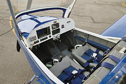 Van's RV-12 cockpit